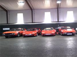 Na kolik vyjde údržba sbírky aut? Majitele téhle kolekce loni stála skoro dva miliony: titulní fotka