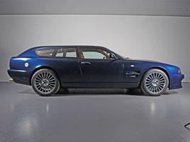 Na prodej je unikátní Aston Martin V8 Shooting Brake. Stejné auto nikdo jiný na světě mít nebude: titulní fotka
