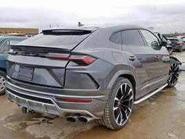 Tohle je zřejmě nejlevnější Lamborghini Urus na světě. I poškozené stojí miliony: titulní fotka