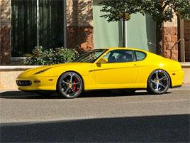 Podivná výměna. Majitel vyndal z Ferrari V12 a nainstaloval motor od Toyoty. Proč?: titulní fotka