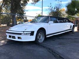 Někdo postavil limuzínu z Porsche 930. Myslíte, že to je dobrý nápad?: titulní fotka