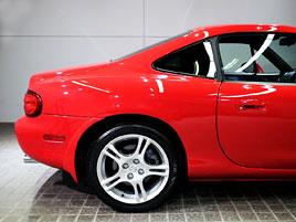 Mazda MX-5 NB existovala i jako kupé. Vzniklo jen 179 kusů, jeden je teď na prodej!: titulní fotka