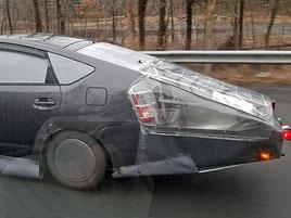 """Majiteli připadal jeho Prius málo úsporný. Tak si ho sám """"vylepšil"""": titulní fotka"""