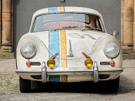 Tohle Porsche klame tělem. Pod ošuntělou slupkou je prakticky nové auto: titulní fotka