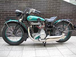 Československá motorka Praga BD 500 byla ve své době špička. Jednu teď můžete mít: titulní fotka