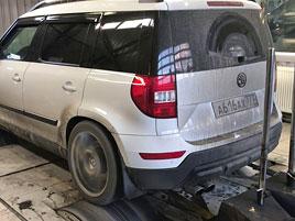 Tahle Škoda Yeti je parádní Sleeper. Pod kapotou má pětiválec z Audi RS 3: titulní fotka