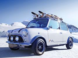 Teď můžete mít klasické Mini jako nové auto. Je ale absurdně drahé: titulní fotka