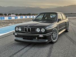 Německá firma vám z BMW E30 M3 udělá prakticky nové auto. Výsledek je úžasný: titulní fotka