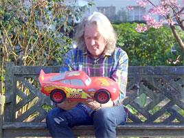 Jaké auto inspirovalo design Bleska McQueena? Odpověď hledá i James May: titulní fotka