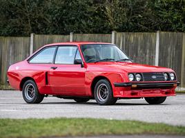 Na prodej je úžasný Ford Escort RS2000 X-Pack z roku 1977. Za 30 let nezměnil majitele: titulní fotka