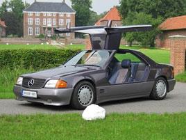 """Boschert B300 chtěl být """"racek"""" začátku 90. let. Vznikl ale zřejmě jen jeden kus. A ten je právě na prodej: titulní fotka"""
