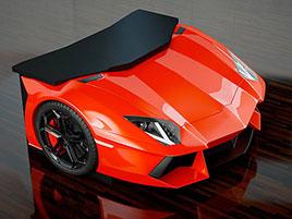 Tohle je způsob, jak mít kus Lamborghini i v obýváku. Levné to ale není: titulní fotka