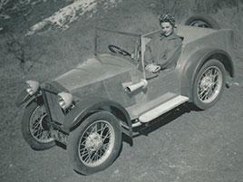 Lotus hledá svoje první auto. Vyhlásil po něm pátrání: titulní fotka
