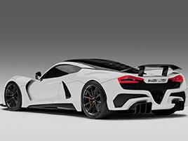 Hennessey Venom F5 chce jet 500 km/h. Zbývá prý vyřešit už jen dva problémy: titulní fotka