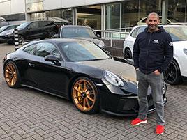 Chris Harris z Top Gearu naboural svoje Porsche 911 GT3: titulní fotka