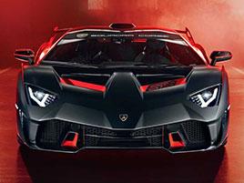 Lamborghini SC18 je specialitka pro jediného šťastlivce: titulní fotka