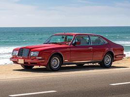 Na prodej je Bentley, o kterém jste možná ještě neslyšeli. Vzniklo jen pět kusů: titulní fotka
