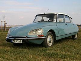 """Citroën ID 19 je """"bohyně"""" pro chudší. I tak jde o úžasné auto: titulní fotka"""