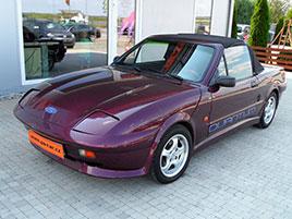 V Česku je na prodej levný roadster, o kterém jste určitě neslyšeli. Vzniklo jen 431 kusů: titulní fotka