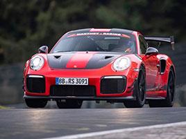 Chcete Porsche 911 GT2 RS v podobě, v jaké dobylo Nürburgring? Na úpravy potřebujete 2,5 milionu: titulní fotka