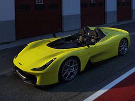 Dallara Stradale je okruhová placka, která smí na silnice. Poslechněte si, jak zní: titulní fotka