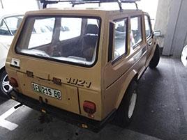 V Jihoafrické republice našli chlapíka, který řídí neznámý Volkswagen. Zjistilo se, že jde o vzácný prototyp: titulní fotka