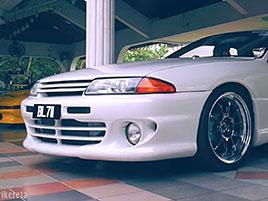 Tohle auto asi nikdy nepotkáte. Nissan Skyline R32 HKS Zero-R je jeden z nejvzácnějších vozů planety: titulní fotka