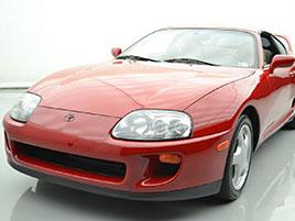 Toyota Supra může být zlatý důl. Tahle se prodala za 2,7 milionu: titulní fotka
