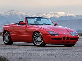 Věděli jste, že Alpina vylepšila i svérázný roadster BMW Z1? Vzniklo jen 66 kusů, jeden můžete mít: titulní fotka