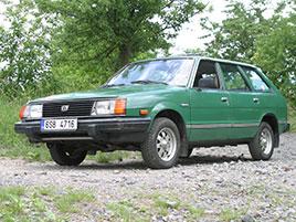 Řídili jsme Subaru Leone 1600 4WD Wagon, šikovný kombík, na který se trochu už zapomnělo. Nezaslouženě: titulní fotka