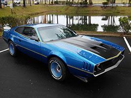 Tohle úžasné auto vzniklo jako pocta klasickým muscle cars. Dva nadšenci ho stavěli 7 let: titulní fotka