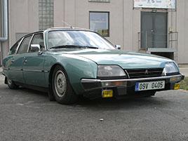 Řídili jsme CX 2400 GTi, podle mnohých poslední opravdový Citroën. Označení GTi u něj dost mate: titulní fotka