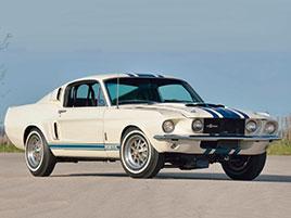 Tohle je nejdražší Mustang na světě. Prodal se za 50 milionů korun: titulní fotka