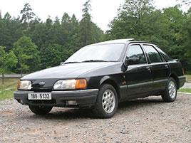 Řídili jsme Ford Sierra 2.0i Ghia, v 90. letech sen mnoha českých řidičů. Jaký je dnes?: titulní fotka