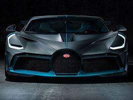 Nevešli jste se mezi 40 šťastlivců, kterým Bugatti prodá nové Divo? Nezoufejte, německý prodejce přichází s nadějí: titulní fotka