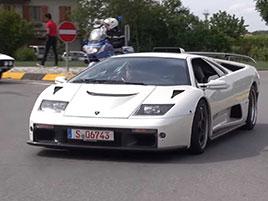 Poslechněte si vzácné Lamborghini Diablo GT. Automobilka jich vyrobila jen 80: titulní fotka