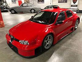 Na prodej je unikátní Alfa Romeo 156 Coloni S1. Jinou takovou nenajdete: titulní fotka