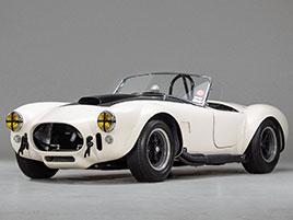 K mání je úžasná Cobra se závodní minulostí, jedna z 19 vyrobených: titulní fotka