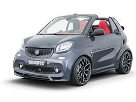 Brabus má auto pro lidi, kteří už opravdu nevědí, co z penězi. Je malé, drahé a docela pomalé: titulní fotka