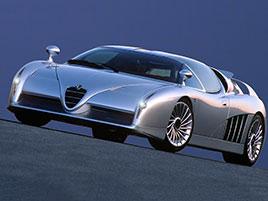 Alfa Romeo Scighera je úžasný supersport, který jsme dostali jen v počítačové hře: titulní fotka