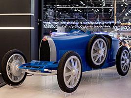 Tohle je Bugatti, které byste si mohli dovolit. Přesto si ho asi nekoupíte: titulní fotka