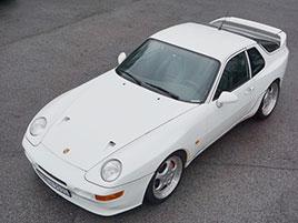Na prodej je jedno zajímavé Porsche. A není to 911. O tomhle modelu jste možná ještě neslyšeli: titulní fotka