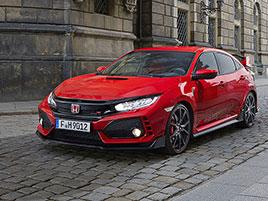 Příští Honda Civic Type R by mohla být 400koňový hybrid: titulní fotka