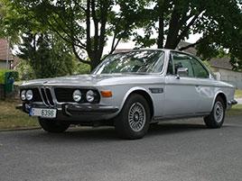 """Řídili jsme BMW 2800 CS. Je to dokonalý """"bavorák"""" ze staré školy: titulní fotka"""