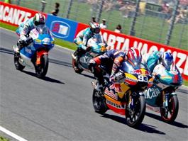 GP Aragonska - Kornfeil opět na bodech: titulní fotka