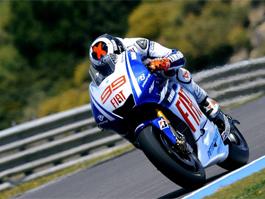 GP Španělska - Rossi vypálil Španělům rybník: titulní fotka