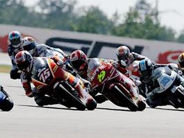 GP Indianapolis - Pešek i Abraham v první desíce!: titulní fotka