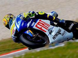 GP Nizozemí - Rossi slaví 100. vítězství !!!: titulní fotka