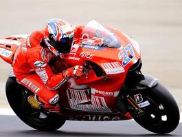 GP Itálie - doma konečně vyhrálo Ducati (Stoner): titulní fotka