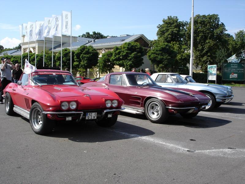 Prahou burácelo 250 Corvette: - fotka 2
